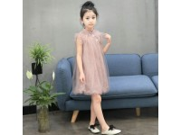 [CNY2019 Pre-Order] Kids Girl Modern Cheongsam Dress